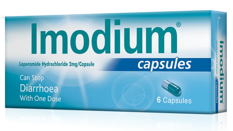 imodium capsules - quick diarrhea relief